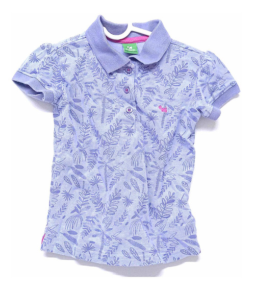 Camisa Ferrioni Infantil 3 Años Playera Tipo Polo