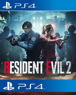 Resident Evil 2 Ps4 Remake
