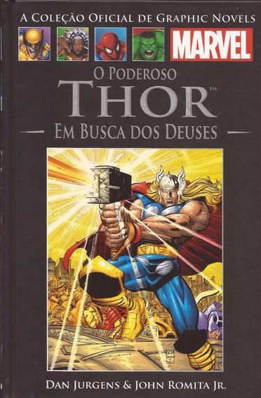 Thor - Em Busca Dos Deuses (salvat 16) Frete $12
