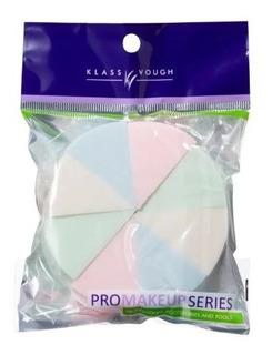 Klass Vough - Kit Esponjas Maquiagem Queijinho