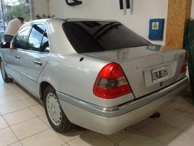Mercedes Benz Clase C220 Elegance 7 Años Guardado Sin Usar!!