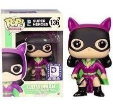 Funko Pop! Exclusivo - Catwoman #136