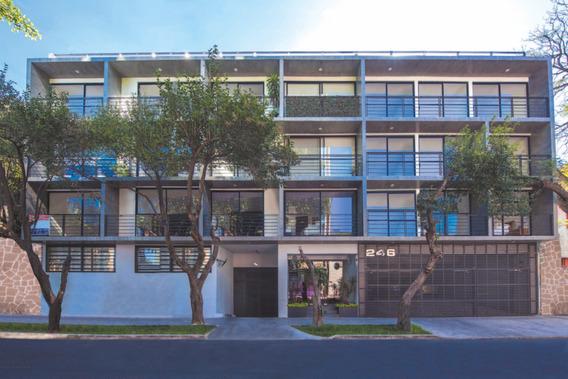 Departamento En Venta En Narvarte, Benito Juárez, Rah-mx-19-2366