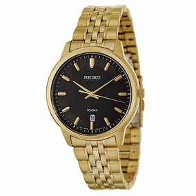 Relógio De Luxo Masculino Seiko Mens Sur040 Watch