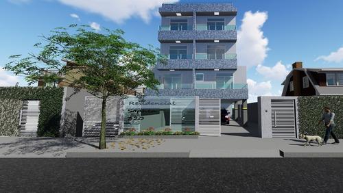 Imagem 1 de 9 de Apartamento Com Aréa Privativa E 2 Vagas De Garagens - 25009