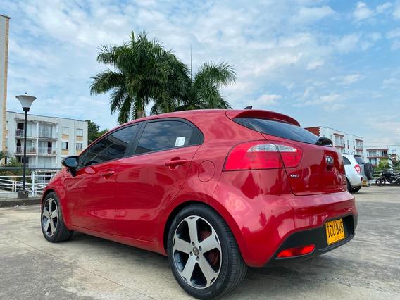Kia Rio Spice Ub Ex Hatch Back 1250cc - Mecanico 2015