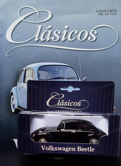 Autos Clasicos Clarin - Fasiculo 4 Volkswagen Beetle