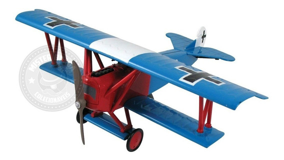 Kit Montar Avião De Combate Fokker D.v Ii New Ray