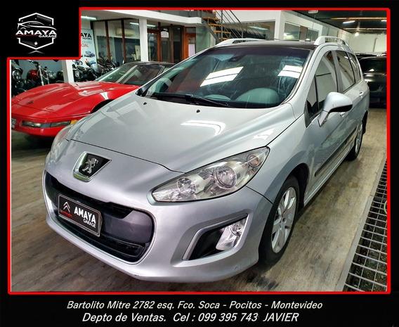 Amaya Garage Peugeot 308 Bk Acces 1.4 Año 2012