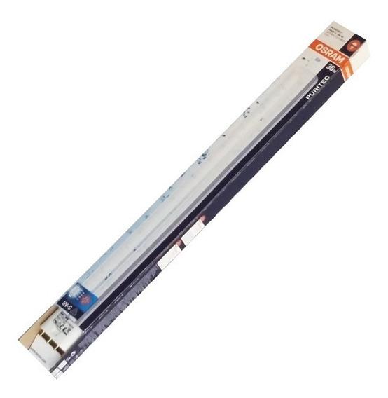 Osram - Lamp + Reator + Soq. Puritec L 36w Uv-c Germicida