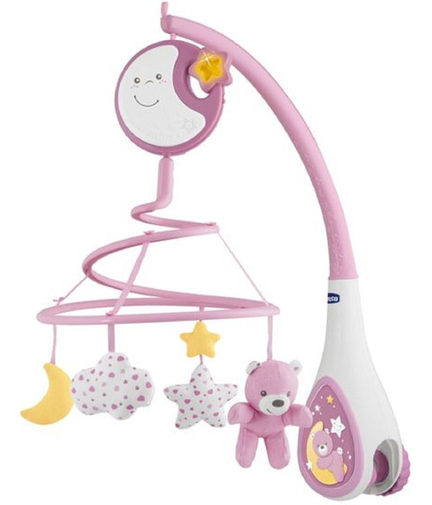 Móbile Musical Next2dreams Rosa (0m+) - Chicco