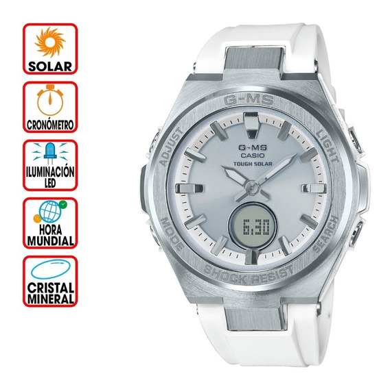 Reloj Casio Baby G- G-ms Msg-s200-7