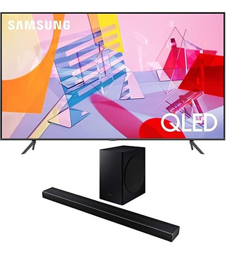 Tv Samsung Qn85q60ta 85 Qled Ultra High Definition Smart Uhd