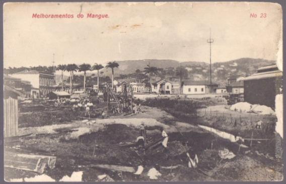 Melhoramentos Do Mangue - Rio De Janeiro - 01061922