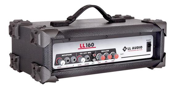 Cabeçote 35w Ll160bt Usb Fm Bluetooth