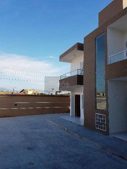 Sobrado De Condomínio Com 2 Dorms, Jardim Britânia, Caraguatatuba - R$ 350 Mil, Cod: 480 - V480