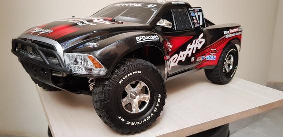 Traxxas Slash 4x4 Dodger Ram Edição Limitada + Bat/carreg