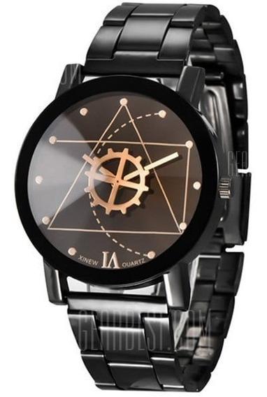 Relógio Preto Masculino