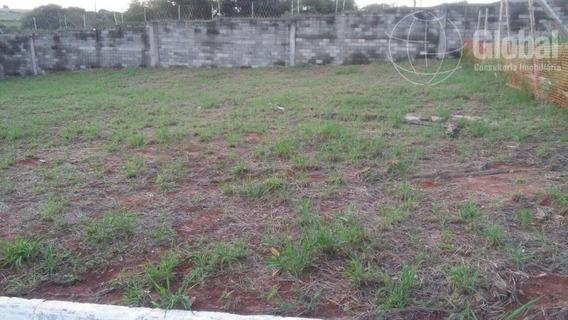Terreno Residencial À Venda, Jardim Amanda I, Hortolândia. - Te0391