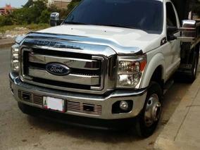 Camión Ford F-350 Super Dutty 4x4 Con Plataforma 412-3766957