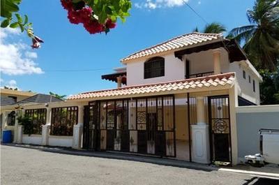 Casa En Gurabo, Stgo. N8436