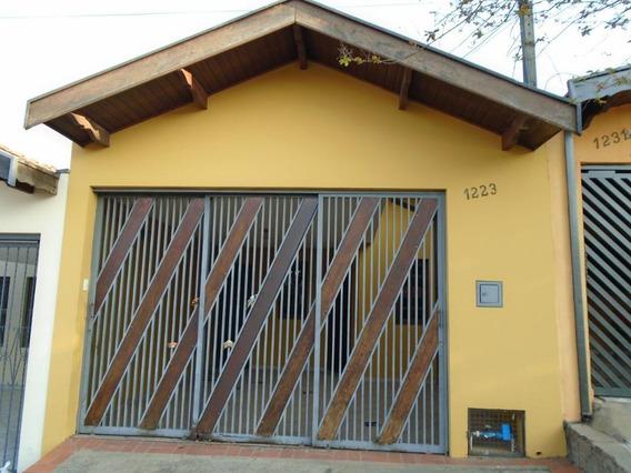 Casa Com 2 Dormitórios Para Alugar, 1 M² Por R$ 800/mês - Santa Terezinha - Piracicaba/sp - Ca3221