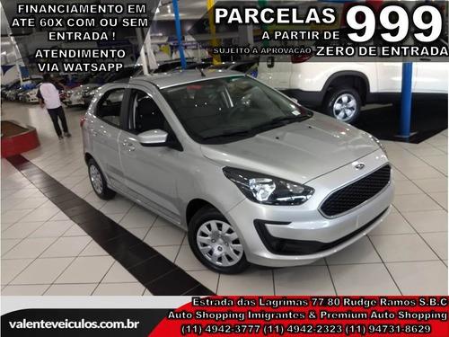 Ford Ka S 1.0 2021 0km Parc. A Partir De 60x999