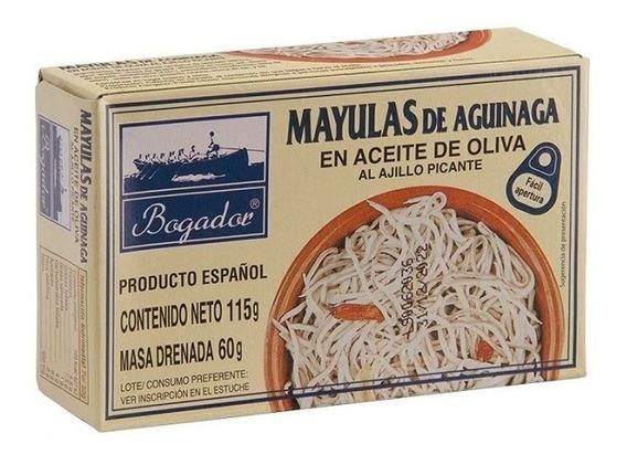Surimi Mayulas De Aguinaga Bogador 110 Gr.* Abarrotes