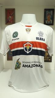 Camisa Futebol Nacional Fast Amazonas Homenagem Chapecoense