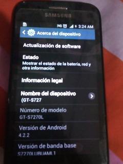Teléfono Samsung Ace 3