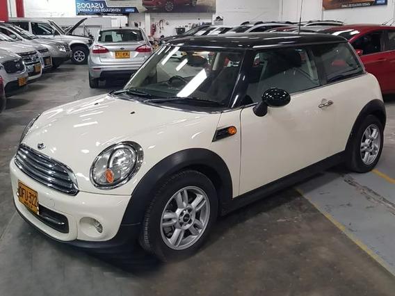 Mini Cooper Coupe Mecánico