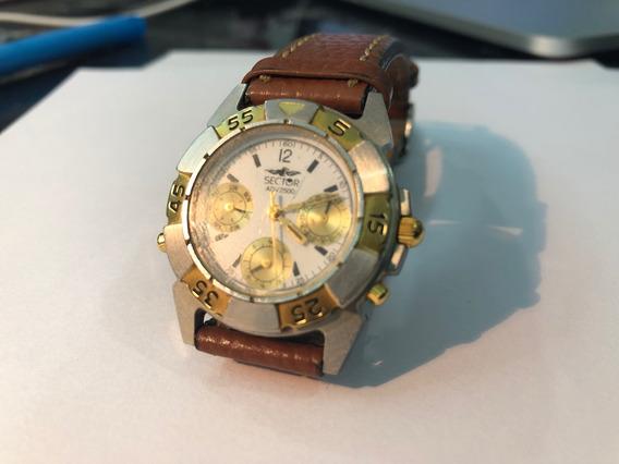 Relógio Sector Aventura Cronograph