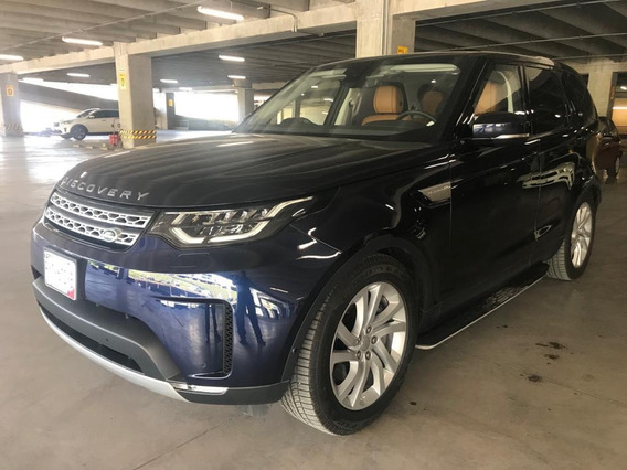 Land Rover Discovery Hse 2019 Blindada