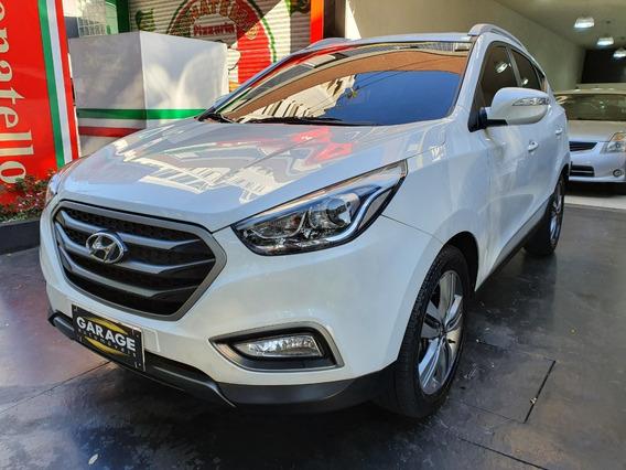 Hyundai Ix35 2016 Branca 10 Airbags