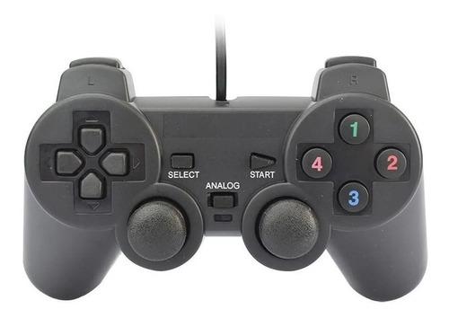 Imagen 1 de 4 de Control De Juegos Usb Pc Gamepad Nanica Station Mb-6020