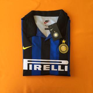 Camiseta Fútol Zamorano 98/99 Inter Milán - Es Como Un Dios