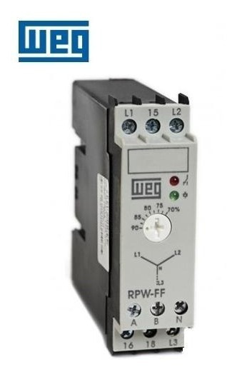 Rele Falta De Fase 200-240v Rpw-ffd66
