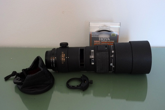 Nikon Af 300mm 1:4 Ed