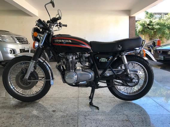 Honda Antiga Cb 550 Four Não Cb 400 Cb 500 Cb 750 Coleção