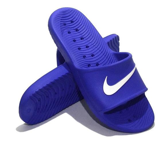 Ojotas Nike Kawa Shower Mujer Violeta 832655500
