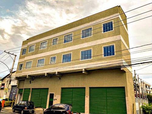 Apartamento De 1 Quartos Para Venda No Centro De Nilópolis - Siap10001