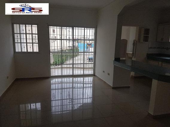 Alquilo En Residencial Tereza San Pedro De Macoris