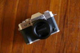 Camera Fuji Xt20 Silver Mirroless