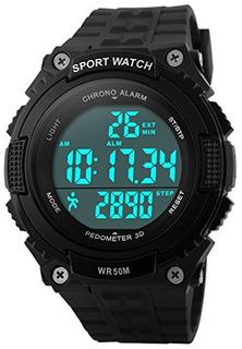 Fanmis Unisex Sports Watches Reloj De Cuarzo Militar Imperme