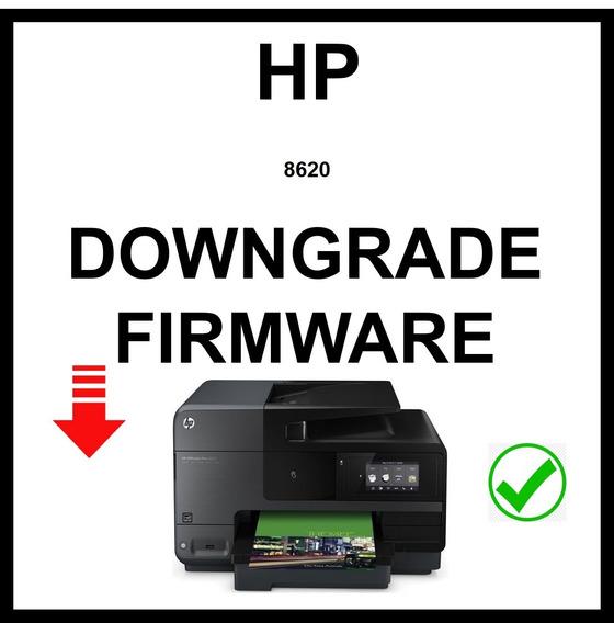 Downgrade Firmware Hp 8620 Y Mas ...