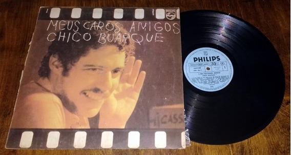 Chico Buarque Meus Caros Amigos Disco Lp Vinilo