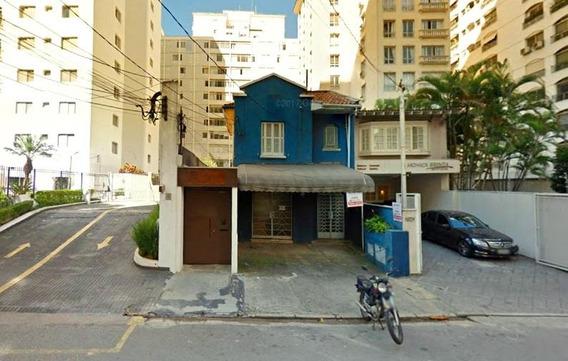 Casa Sobrado Comercial À Venda, Jardim Paulista, São Paulo - Ca0638. - Ca0638