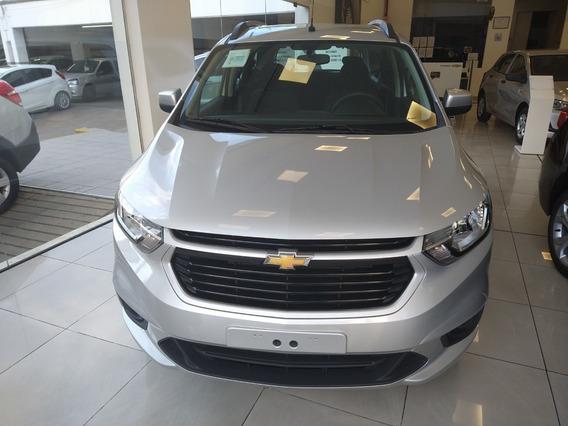 Chevrolet Spin 1.8 Lt 5as 105cv 2019