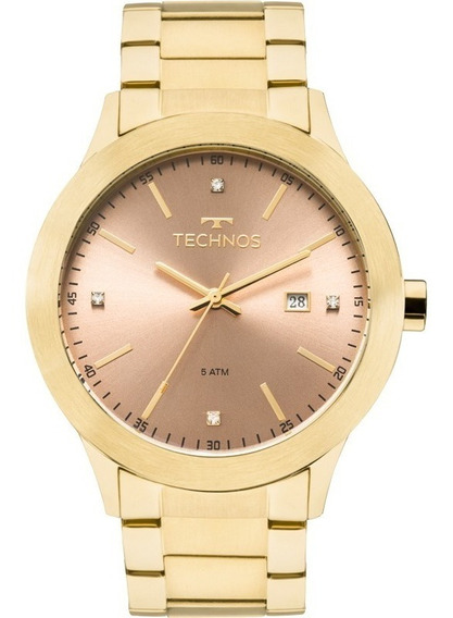 Kit Relógio Technos Feminino Barato Original Nfe