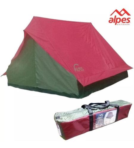 Carpa Alpes 4 Personas Canadian 210cmx210cmx160cm